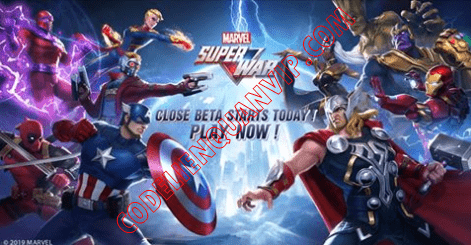 code Marvel Super War