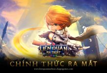 giftcode lien quan ma thuat