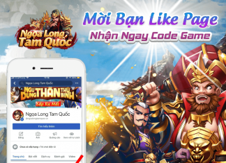 giftcode ngoa long tam quoc