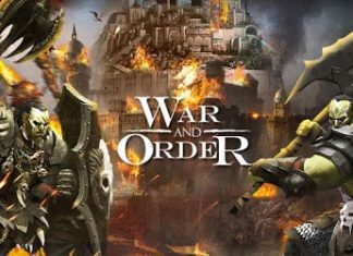 code war and order
