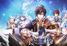 code AURA Kingdom 2